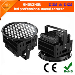 Wholesale Best Led Headlights - best quality high brightness 5years warranty meanwell driver headlight football square lamp outdoor cree 500w led flood light