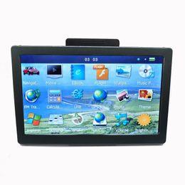 Wholesale Gps Primo - 7 inch Car GPS Navigator CPU 800*480 MP4 Bluetooth AVIN FM Transmitter MP4 MP3 8GB TTS IGO Primo Maps