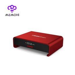 Wholesale Arm Wifi - 10pcs T95U PRO Android 7.1 TV Box Amlogic S912 Octa core ARM Cortex-A53 2GB 16GB WiFi 2.4G 5.8G H.265 VP9 4K Player