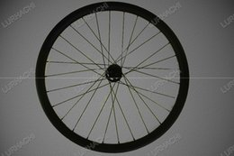 Wholesale Mtb 26er - 26er T800 carbon MTB bicycle wheel size:30mm 36mmX25mm finish:glossy matte weave:3K UD