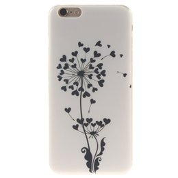 Wholesale Fine Packages - For IPhone 5 6 6s Plus Sony Xperia Z3 M4 Z3mini Case Fine Pattern Back Cover Case Soft TPU Phone Shell Retail Package