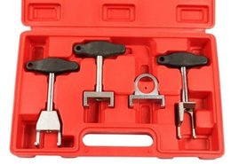 Wholesale Puller Tool Set - 4pcs set Automotive Repair Tools of Ignition Coil Spark Plug Puller For VW AUDI