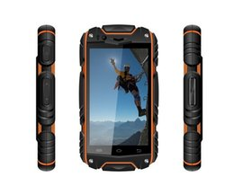 Wholesale Water Proof Mini Cameras - V8 Waterproof 5.0 inch dual core Android4.4 MTK6572W 512M+4GB 3G Bluetooth Smart Phone With 5MP Waterproof smartphone