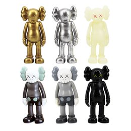 Wholesale Kaws Doll - MAILU KAWS Original Fake 8 inch prototype Toy doll capable of moving 6 colors