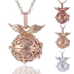 Wholesale Vocheng Pendant - Harmony ball sterling Silver Plating Angel ball in pendants necklaces jewelry (VA-001) Vocheng Jewelry