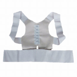 Wholesale Cheap Back Supports - Power Magnetic Posture Humpback Support Corrector Back Brace Belt Magic Strap XXL Cheap xxl cardigan