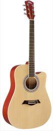 Argentina Nueva llegada Custom Shop Engelmann piceas principiantes de madera rojo Guitarra eléctrica procesamiento de OEM envío gratis HOT SALE Suministro
