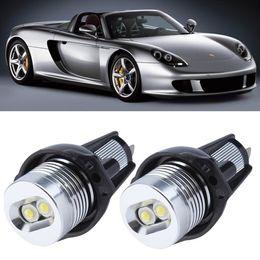 Wholesale Universal Halo Lights - E90 E91 10W 3 Series 325i 328i 325xi 328xi 330i 06-08 Excellent Quality xenon white LED Angel Eyes Halo Light bulb No Error
