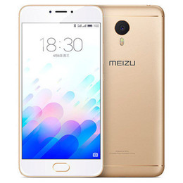 Wholesale Note3 Screen - Meizu Note3 M3 Note 4G LTE Smartphone 5.5 inch Octa Core 3G RAM 32G ROM Android 5.1 Unlocked Cell Phones