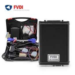 Wholesale Interface For Peugeot - 2016 new version FVDI ABRITES Commander Full Version with 18 software activated FLY Vehicle Diagnostic Interface Fvdi full set