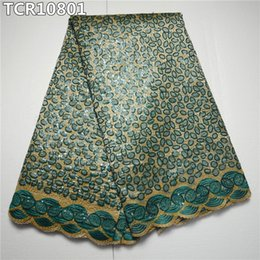 Wholesale Swiss Voile Lace Styles - Unique Design african swiss voile lace fabric Hot sales Nigeria style Swiss cotton lace  swiss lace for party dress TCR108