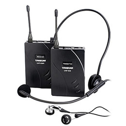 Wholesale Takstar Wireless Mic - Takstar UHF-938  UHF 938 Wireless Guide System UHF frequency wireless microphone Transmitter+Receiver+MIC+earphone, high quality