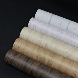 "Wholesale Wood Pattern Vinyl - Wholesale- Meking 19.7"" Wide Wooden Pattern Background Wood Grain Texture Vinyl Paper Backdrops Retro Style for Studio Still Shooting"