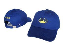 Wholesale Brown Sun Hats - fashion style korean Gosha rubchinskiy Cap for Men Women Sport eternal sun cotton hat Golf Connor Snapback Rare Casquette men women Cap