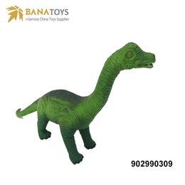 Wholesale Electronics World - Free Shipping Dinosaur Action Toy Figures Animal Music Model Brachiosauru Animal World Mini Dinosaur Collection Educational Children Toy