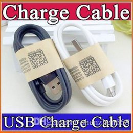 Wholesale Galaxy Sh - SH USB charging cable 1m  3 ft fit v8 micro samsung 3 s4 s5 galaxy note 4 HTC usb line usb charger G-SJ