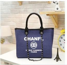 Wholesale Star Designs - Designed Fashion Famous women handbag shoulder bag fashion brand name large capacity women handbags Canvas Shoulder bag chains of bags