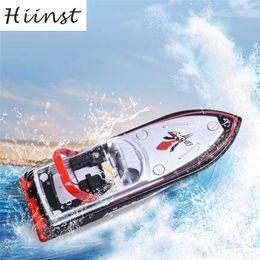 Wholesale Speedo Wholesaler - Wholesale- HIINST Drop ship Speedo Mini Remote Controlled RC Speed Boat NEW Aug15