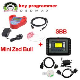 Wholesale Saab Zed Bull - SBB Key Pro Add mini Zed-Bull Key Programmer No Tokens Limitation Key Programmer Smart Mini Zedbull Zed Bull DHL free
