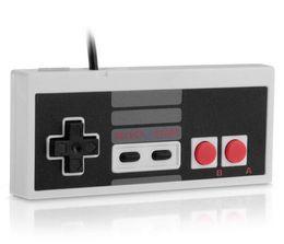 Wholesale Classic Pads - Classic Gaming USB Controller Gamepad Game Pad for Nintendo NES Windows PC Mac