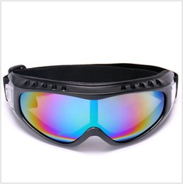 gafas de sol anti niebla Rebajas Venta al por mayor motocicleta esquí nieve gafas antiniebla a prueba de viento deportes al aire libre ciclismo gafas gafas gafas de sol para la venta