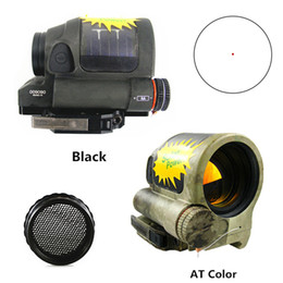 Wholesale Tactical Hunting Trijicon SRS X38 Red Dot Sight Scope With QD Mount
