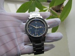 Wholesale Sapphire Sea Crystal - 41MM MASTER 300M AUTOMATIC CO-AXIAL 8400 SAPPHIRE CRYSTAL MEN WATCH SEA WRISTWATCH WATER RESISTANT