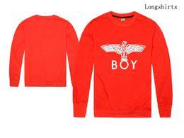 Wholesale Selling Boy London - 2017 new hiphop men and women long sleeve tshirt boy london shirt hot sell hip hop o-neck plus size s-xxl regular sleeve streetwear print