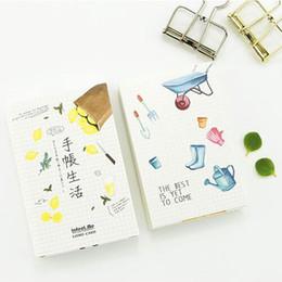 Wholesale Diy Lomo - 28 pcs pack Life of DIY Mini Lomo Greeting Post Birthday Letter Envelope Gift Set Message Card