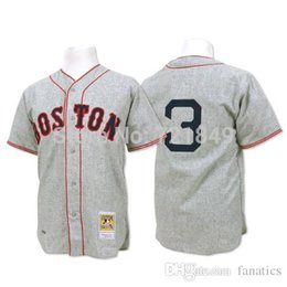Wholesale 2017 New Christmas Shopping Online Boston Red Sox shirt Jimmie Foxx retro throwback older men s Road baseball Jerseys authentic
