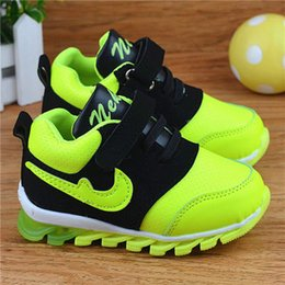 Wholesale 12 years old boys - 2016 spring and Autumn period new baby girl walking shoes 1-2-3 years old children sports shoes boy running shoes casual shoes