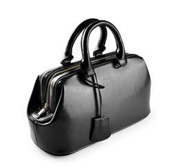 Wholesale Lady D Handbag - Genuine leather bags ladies real leather bags handbags women famous brands designer handbags high quality tote bag for women D 16102204