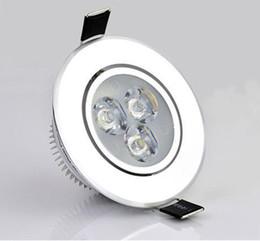 Toptan 9 W Tavan downlight Epistar LED tavan lambası Gömme Spot işık AC85-265v Sıcak Beyaz Soğuk Beyaz ev aydınlatma için led ampul nereden
