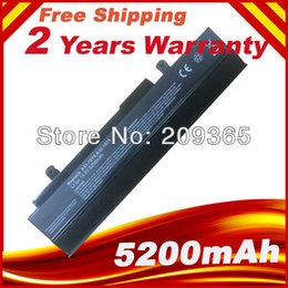 Wholesale Pc Battery Asus - Wholesale- Free shipping 6 Cell Battery for ASUS A32-1015 Eee PC 1015PEB 1015PED 1015PW 1015PEM Laptop