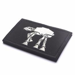Вышивки с оружием волшебного Карателя повязка тактический армейский значок рюкзак вышивка индивидуальный патч военный значок от