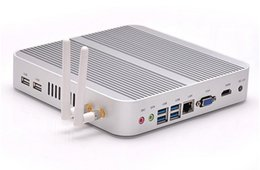 Wholesale Intel Hd I5 - Cloud Computer Terminal Server Thin Client With Haswell CPU Intel Core i5 4200U Intel HD Graphics 4400 Minipc HTPC Ram Dual-Channel