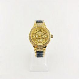 Wholesale Lady Watch Bulk - Sports Watches Curren Ladies Watch Watches Bulk Curren Watch Ladies Watch Automatic Watches Luxury Mens Rose Gold Diamond
