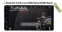 Wholesale Dvd Car Mitsubishi Pajero - 8-Core Android 6.0 8inch Car Dvd Gps Navi Audio for Mitsubishi Pajero V97   V93 Outlander 2010-2015 Sport L200 2015 2016