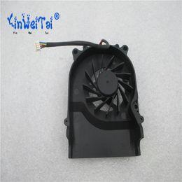 Wholesale Hp Laptop Cpu Fans - New Original CPU fan for HP TouchSmart IQ504 IQ500 laptop cpu cooling fan cooler 13.B3524.F.GN GB0555PHV2-A