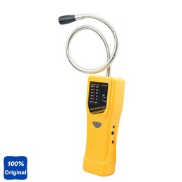 Wholesale Propane Gas Leaks - Wholesale- AZ-7291 Portable Combustible Gas Leak Meter Methane Propane Leakage Detector