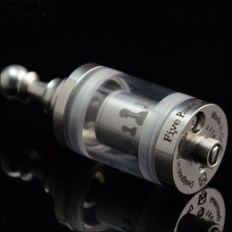 Wholesale Kayfun Lite Plus - Wholesale-Hottest Rebuildable Clone Kayfun five Pawns Atomizer RBA Kayfun Lite Plus Five Pawns VS Kayfun 4 Taifun GT2 velocity rda