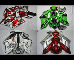 2019 inyección de carenado zx14 Carenados completos para HONDA CBR1000RR 2005 2006 Inyección de kit de plástico Motocicleta carenado UV