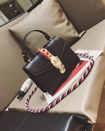 Wholesale Designer Bag Leather Satchel - women bag2017 ladies leather luxury handbags women famous brands bags designer shoulder crossbody messenger tote purse free ship