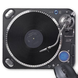 Wholesale Sell Turntables - DJ Turntable Mousepad Gaming MOUSE Pad large mouse pad sold by nielinc