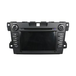 Wholesale Hot Wheels Radio - hot sale Android 5.1 Car DVD player for Mazda CX-7 with 7inch HD Screen ,GPS,Steering Wheel Control,Bluetooth, Radio