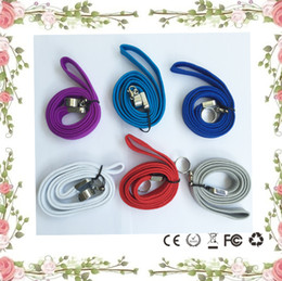 Wholesale E Cig Lanyard C Clips - Lanyard Necklace String Neck Chain Sling w  Clip Ring for Ego Series ego-t ego-c ego-w Electronic Cigarette E-Cigarette E Cig Hot Selling 5