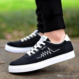 Wholesale Plimsoll White - Nice Womens Canvas Lace Up Plimsoll Flat Gym Shoes Trainers Sneakers Men€s Sneaklos Lo-Top Cool Lace-Up Sneaker
