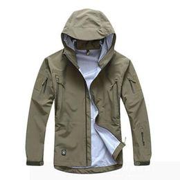 Wholesale Tad Spectre Hardshell - New Arrival TAD GEAR Waterproof Jacket Military Coats Spectre Hardshell Breathable Free Shipping