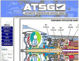 Wholesale Hyundai Automatic Cars - Car repair software ATSG (Automatic Transmissions Service Group ) manuals 2009 (3.39gb) in CD free post shipping