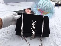 Wholesale Office Shoulder Bag - Luxury Women Bags New Retro office lady Bag Y BRAND Famous Brand Phone Handbags